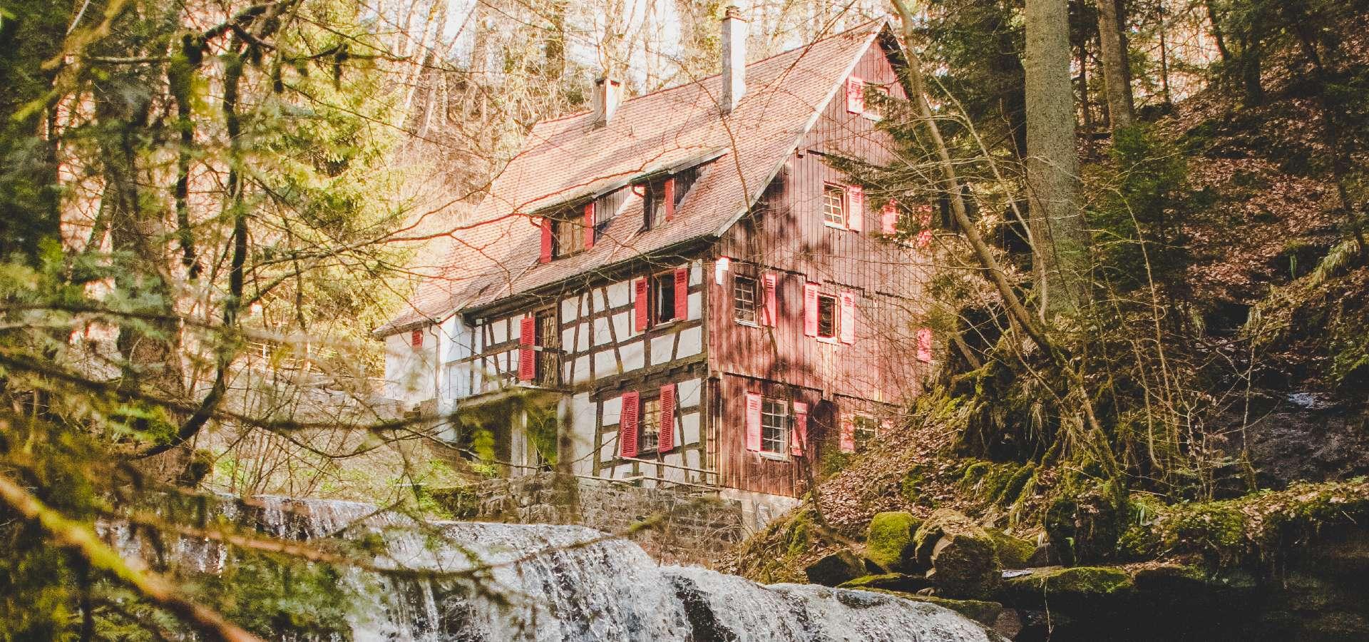 Welzheim und das Wieslauftal