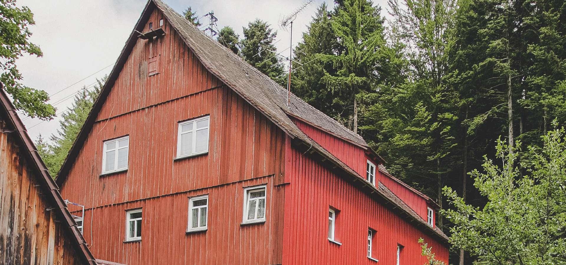 Mühlen und Seen - Lang