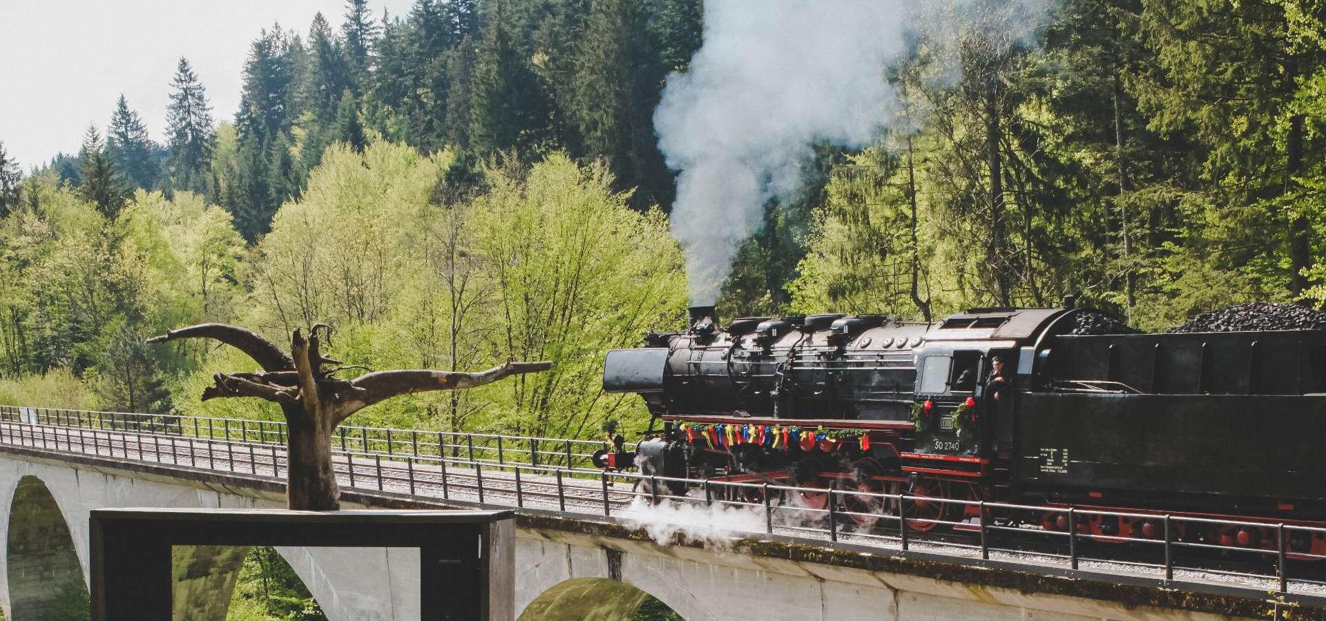 Viadukt - Kurz