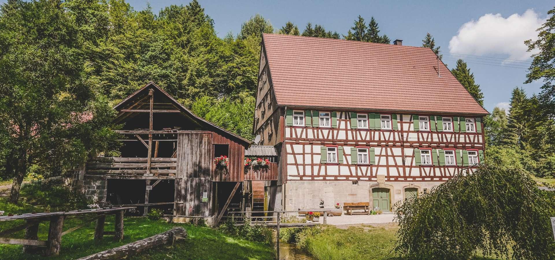 Mühlenwanderweg - Rundweg 3