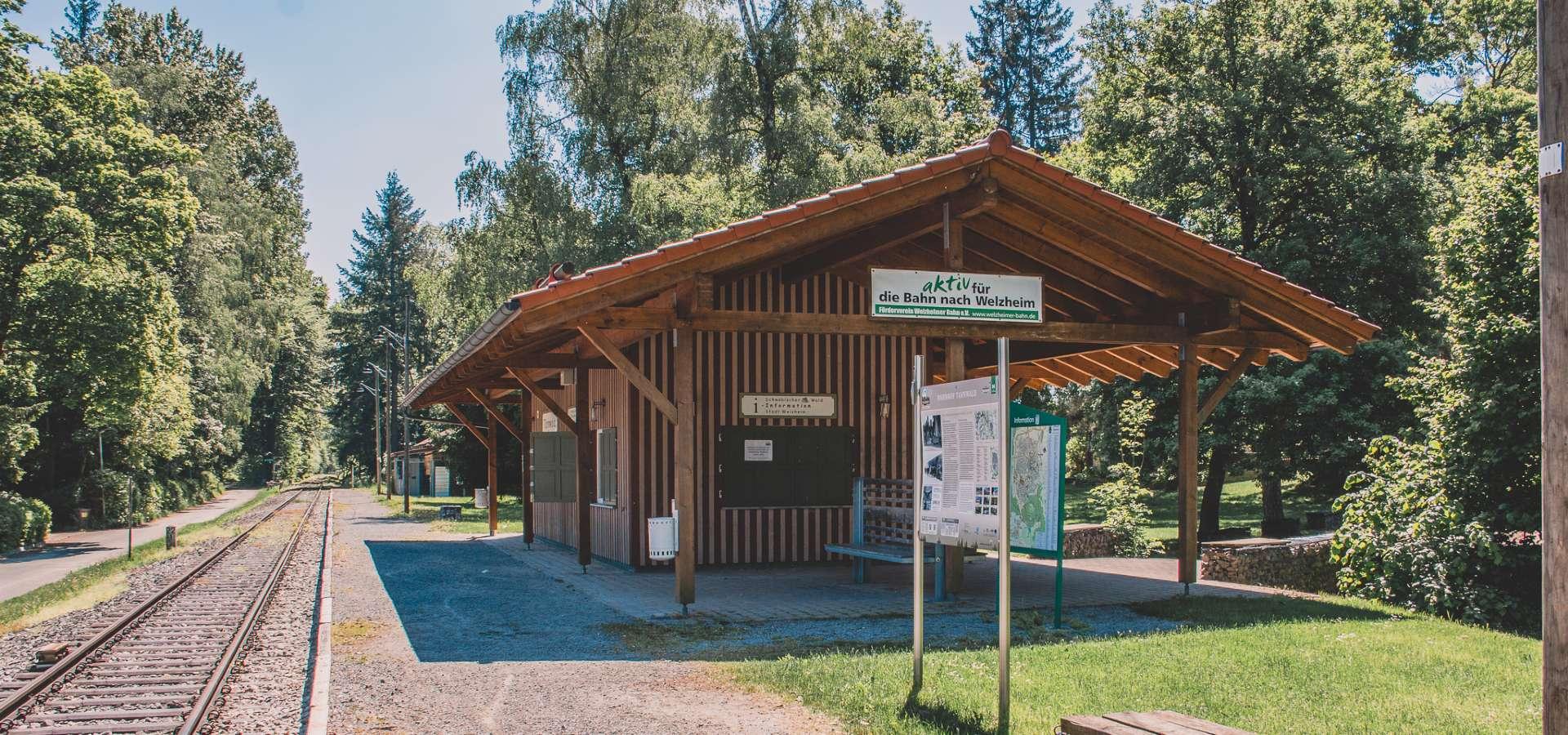 Welzheim Premiumspazierweg Römerwald