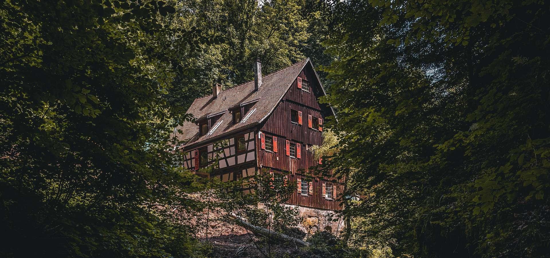 Rudersberg Mühlenwanderweg - Rundweg 4