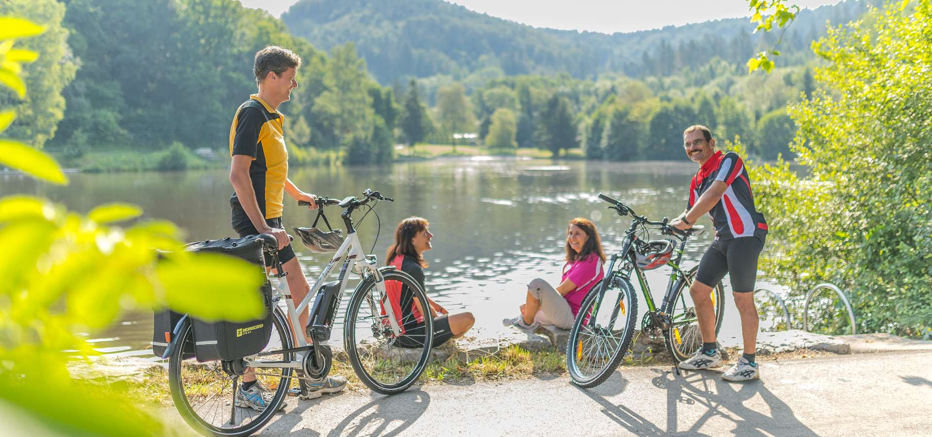 Stromberg-Murrtal-Radweg - Etappe 7: Von Murrhardt nach Gaildorf