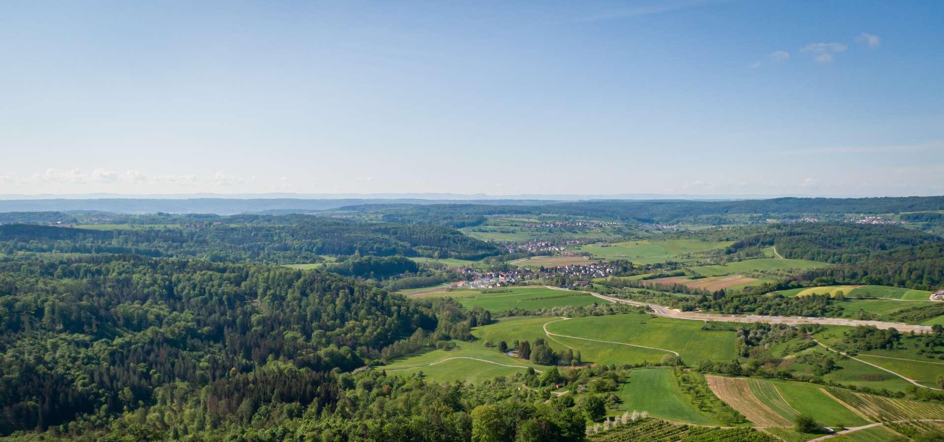 Radtour Berglen-Remstal