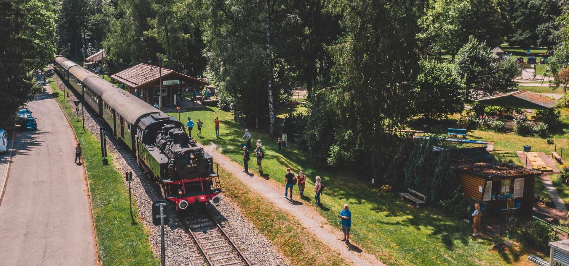 Rund um Welzheim