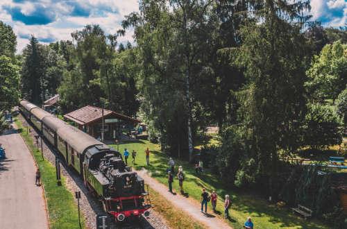 Schwäbische Waldbahn aktiv