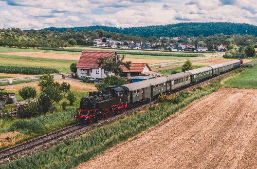 Welzheim Bahnerlebnispfad