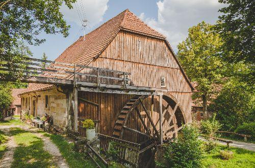 Mühlenwanderweg - Gesamt