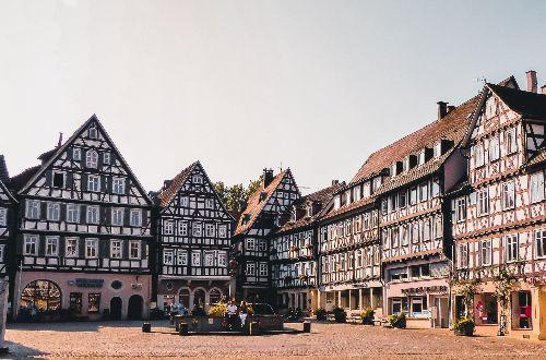 Schorndorf Faszinierendes Fachwerk