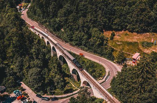 Welzheim Viadukt - Kurz